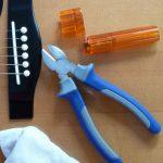 Gitarrensaiten wechseln & Gitarrensaiten aufziehen