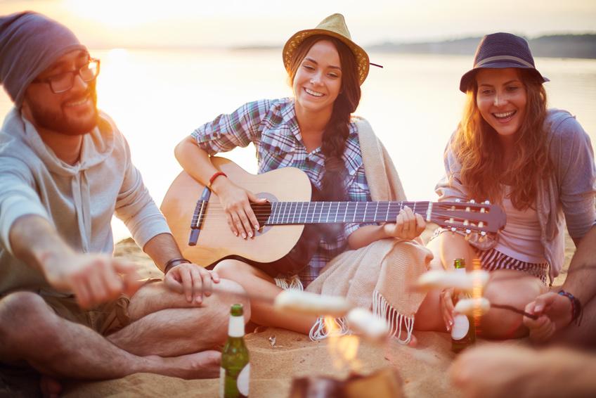 Gitarre lernen mit Basis-Gitarrenkurs