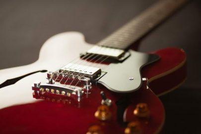 Gitarre lernen Blues Shuffle