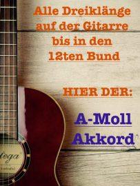 Gitarrengriffe lernen - bis in den 12ten Bund