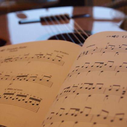 Gitarre lernen