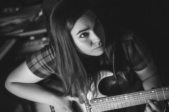 Gitarre spielen lernen