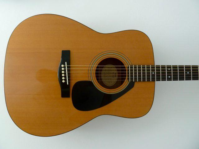 Gitarrensaiten Westerngitarre